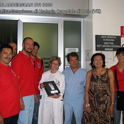 09.2007 BLADDERSCAN Osp. Noale – 2007